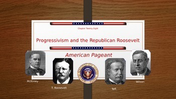 Adanced Placement U.S. History Bailey Chapter 28-29 Progre