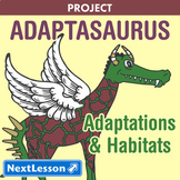Adaptasaurus - Science Project