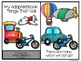 Adapted Book: Things that Go!