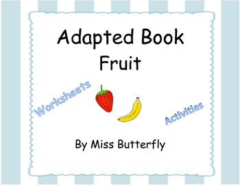 Adapted Book - This is ...Fruit.