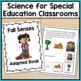 Adapted Book of the 5 Senses: Fall Season (Autism & Specia