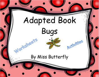 Adapted Books - Bugs