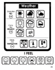 Adapted Daily Visual Calendar for Students With Autism