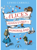 Adapted Novel- Alice in Wonderland for Special Education-