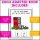 Itsy Bitsy Spider: Adapted book for Early Childhood Specia