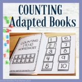 Pre-K Adapted book about Horses, plus Counting to 10 ,Spec