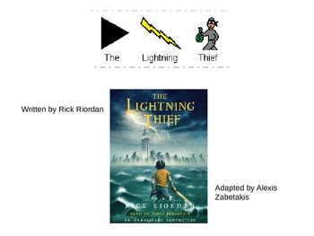 Adapted version of The Lightning Thief