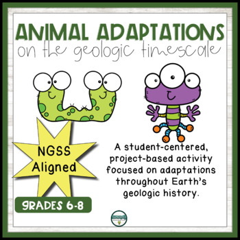 Adaption and Geologic Timescale Project