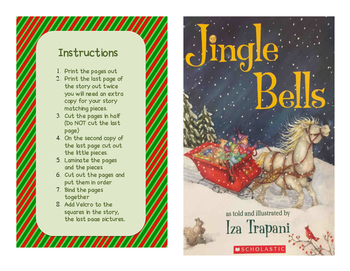 Adaptive Books- Jingle Bells