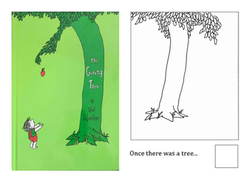Adapted Books- The Giving Tree