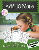 Add 10: Numbers 1-100