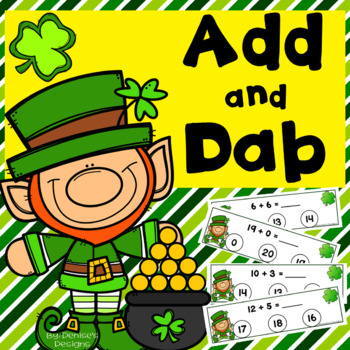 Add & Dab - St. Patrick's Day