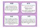 Add & Subtract Decimals: Scavenger Hunt Task Cards