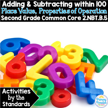 Add & Subtract Fluently within 100: 2.NBT.B.5 Common Core