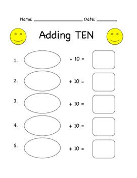 Add TEN!
