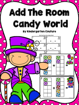 Add The Room Candy World Sums To 10