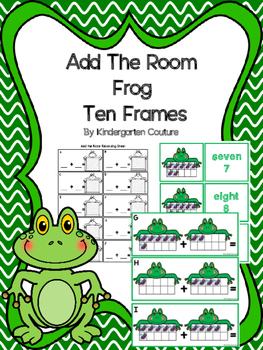 Add The Room Frogs  Sums To Ten