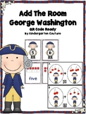 QR Code Add The Room George Washington & Memory Cards