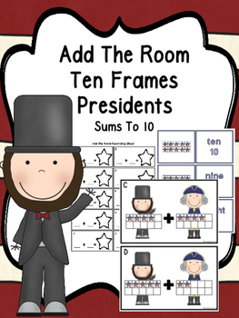 Add The Room Presidents