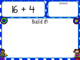 Add Within 100 - Add 2 digit and 1 digit numbers