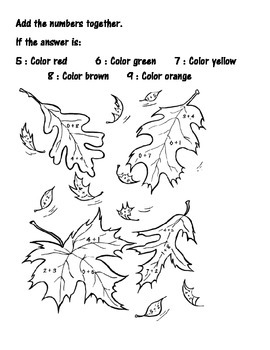 Add and Color-Leaves