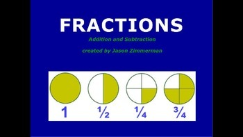 Add and Subtract Fractions: Unlike Denominators