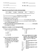 Add and Subtract Integers Mixed Review