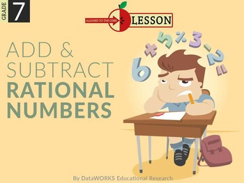 Add and Subtract Rational Numbers