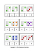 ADDITION Add the Dice Task Cards and Worksheets