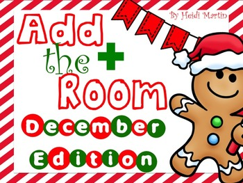 Add the Room {{December Edition}} - Adding 3 Whole Numbers