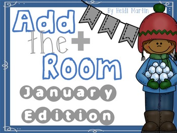 Add the Room {{January Edition}} ~ True or False