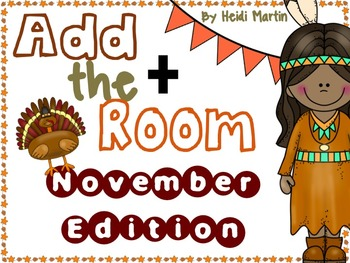 Add the Room {{November Edition}} - Fact Families!
