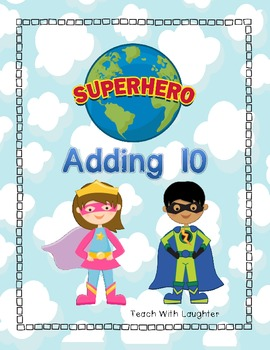 Adding 10 (Superhero)
