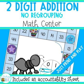 2 Digit Numbers (no regrouping)