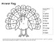 Adding 3 Numbers by Making 10 Turkey