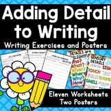 Adding Detail To Writing Exercise