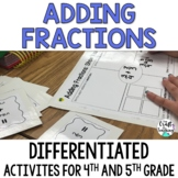 Adding Fractions: Show Your Stuff