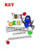 Adding Fractions: Unlike Denominators Coloring Book Math F