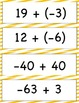 Adding Integers both positive and negative numbers