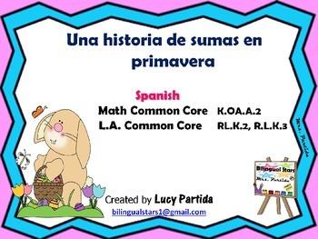 Sumas Mamiferos-Bilingual Stars Mrs Partida