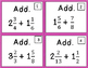 Adding Mixed Numbers BUNDLE
