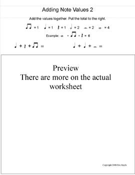 Adding Notes 2