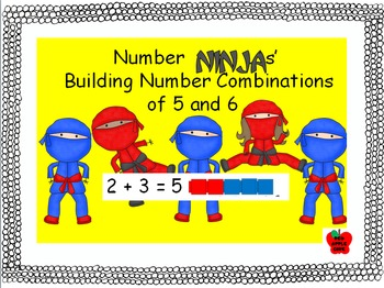 Adding Number Combinations of 5 and 6
