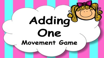 Adding One Addition Facts Mental Maths Game, Brain Break o