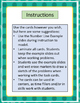 Adding Positive and Negative Integers Task Cards - Interme