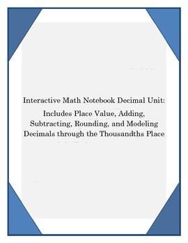 Adding Subtracting Decimals: Common Core Interactive Math