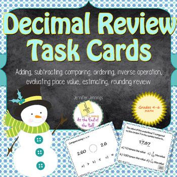 Adding, Subtracting, Estimating, and Evaluating Decimals T