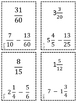 Adding + Subtracting Fractions - Trail