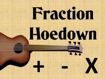 Adding, Subtracting & Multiplying Fractions Educational So