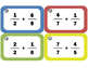 Adding, Subtracting, Multiplying, and Dividing Fractions T